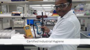 Certified Industrial Hygienist
